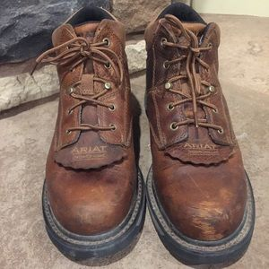 Ariat Jamison work boots